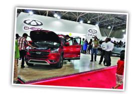 فروش ویژه مدیرانخودرو در نمایشگاه شیراز