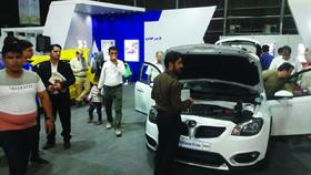 نمایشگاه خودرو شیراز