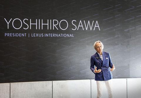 یوشیرو ساوا
