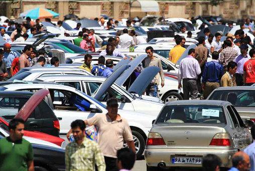 ۵.۴ میلیون نفر در کشور بیش از سه خودرو دارند