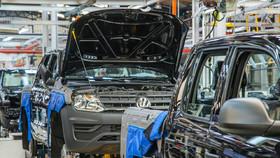 اثر مشارکت فورد و فولکسواگن بر عرضه محصولات غول خودروسازی آلمان