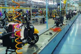 چالش ارزی اشتغال حدود 12 هزار نفر را در صنعت موتورسیکلت به خطر انداخت