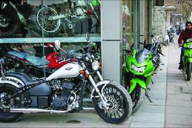 تفاوتقیمت 10میلیونتومانی موتورسیکلت بین بازار و کارخانه