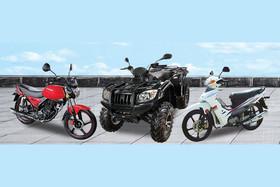 سنتشکنی بهمنیها در بازار موتورسیکلت