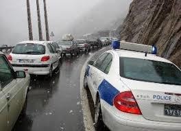 جزئیات محدودیت ترافیکی جاده ها تا دوشنبه