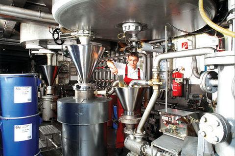 صادرات روغن پایه ایرانی