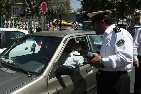 طرح مشترک پلیس راهنمایی و رانندگی و تاکسیرانی