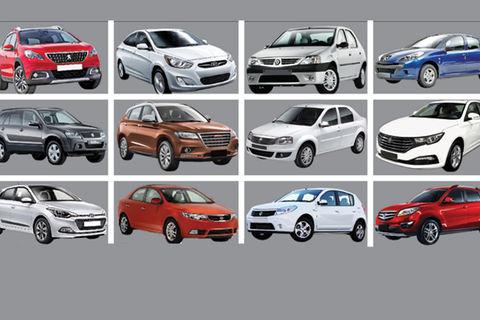 گزارش ارزشیابی کیفی خودروهای داخل
