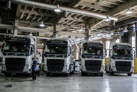 مکزیک؛ صدرنشین صادرات خودروهای باری سنگین