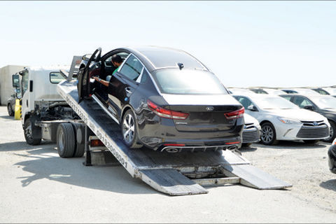 ترخیص خودروهای مانده در گمرک