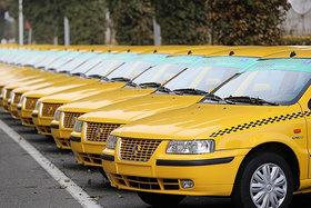 رایزنی برای توزیع لاستیک های دولتی به رانندگان تاکسی در سال جاری