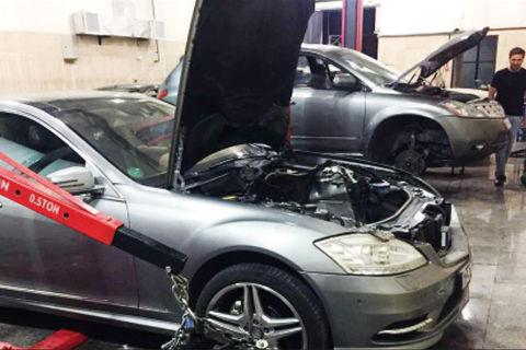 تعمیرکاران خودرو