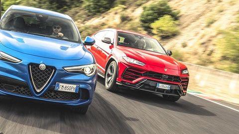 خودروسازان مختلف ایتالیایی