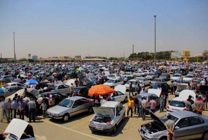 بحران تقاضا در صنعت خودرو استارت خورده است