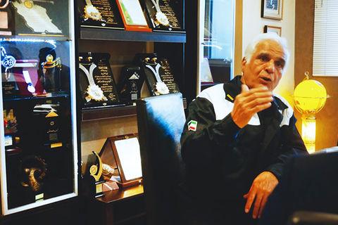 مهدي پونکی، رئيس هياتمديره و مديرعامل شرکت «کوششرادياتور»