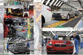 وضعیت ناامیدکننده بازار خودروی جهانی در ماه ژوئن