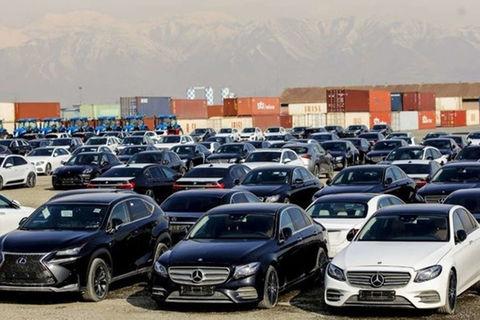 واردات خودروهای کارکرده
