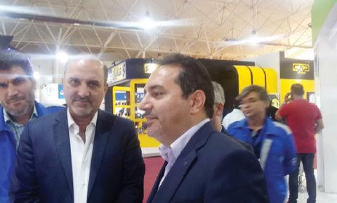 منصور منصوری، مدیرعامل شرکت طراحی مهندسی و تامین قطعات ایرانخودرو (ساپکو)