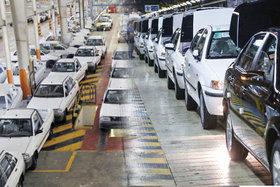تولید خودرو موقتا از زیان خارج شد