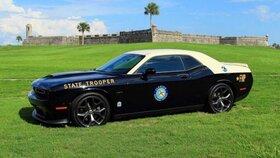 دوج چلنجر در قامت پلیس فلوریدا