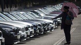 روند رو به رشد استفاده از خودروهای شخصی در آلمان