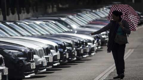 صنعت خودروسازی آلمان