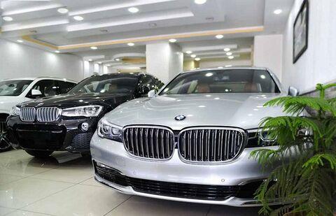 مالیات مضاعف برای دارندگان خودروهای لوکس