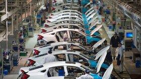 تاثیر ویروس مهلک کورونا بر صنعت خودروسازی چین
