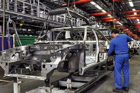 خودروهای جدید با قطعات ساخت خودروسازها