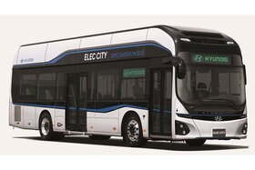 تولید اتوبوس های الکتریکی تا خرداد ۱۴۰۰