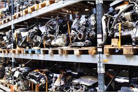 مالکان خودروهای خارجی به دنبال قطعات استوک