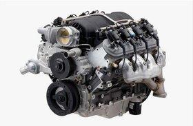 رونمایی شورولت از پیشرانه جدید V8 با قدرت 570 اسببخار