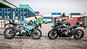 عرضه موتورسیکلت 300SR 2020 در کشورهای آسیایی