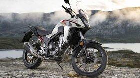 معرفی رسمی موتورسیکلت هوندا CB400X با قابلیتهای جدید