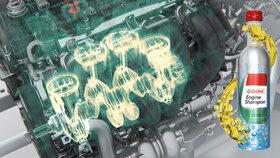 معرفی شامپو موتور توسط «کاسترول»