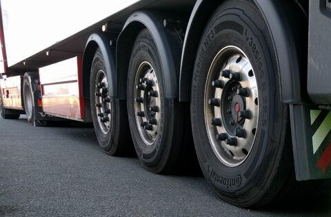لاستیکهای باری-اتوبوسی