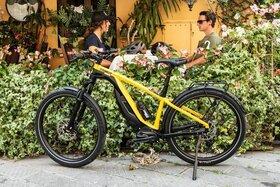 «ایاسکرمبلر» دوچرخه برقی دوکاتی