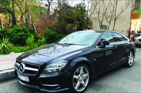 مرسدسبنز«CLS 550 AMG»؛ گذرموقتی که برای ایرانیان آشناست