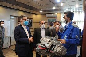 مقیمی : محصولات ایران خودرو با قوای محرکه جدید به بازار می آید