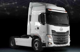 آغاز فروش یک کامیون جدید در ایران + قیمت