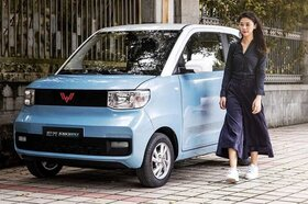 استقبال دور از انتظار چینیها از خودرو الکتریکی 4 هزار دلاری
