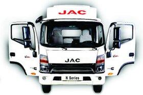 کامیونتهای 6، 8.5 و 9 تن جک در راه بازار