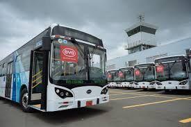 اتوبوسهای الکتریکی