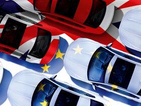 هراس خودروسازان بریتانیایی و اروپایی از نرسیدن طرف های برکسیت به پیمان تجارت آزاد