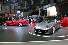 نمایشگاه خودرو ژنو تنها برای خبرنگارها برگزار میشود