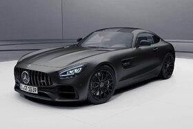معرفی بنز «AMG GT کوپه» مدل 2021