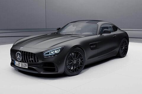AMG GT کوپه