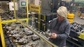 تقلای قطعه سازان آمریکایی برای تامین نیروی کار مورد نیاز