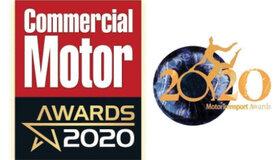 دو جایزه برای تایرهای تجاری «هانکوک»