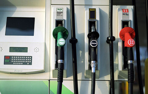 بنزین و گازوییل